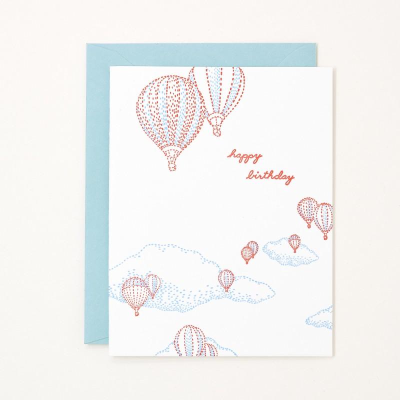 Thumbnail for Birthday Hot Air Balloons