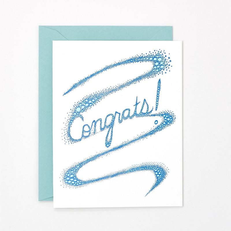 Thumbnail for Congrats Bubbles