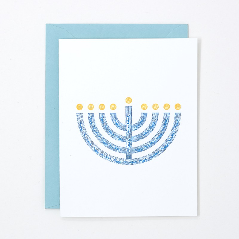 Thumbnail for Hanukkah Menorah