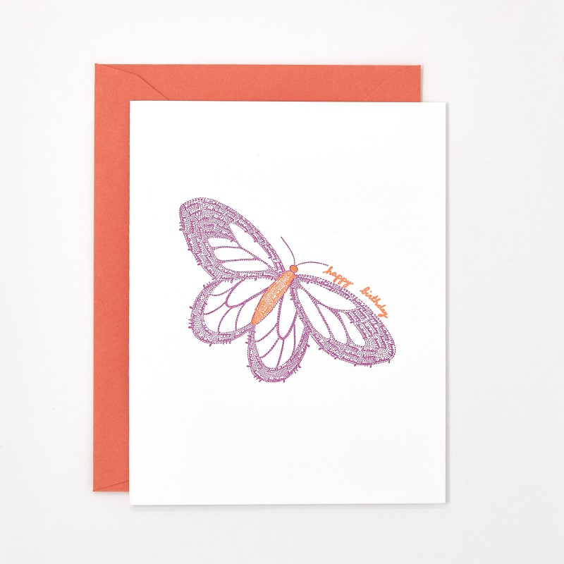 Thumbnail for Birthday Butterfly