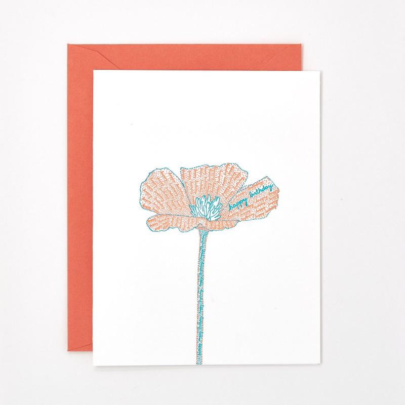 Thumbnail for Birthday Poppy