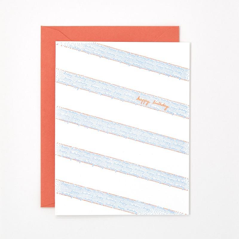 Thumbnail for Birthday Stripes