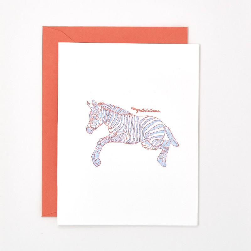 Thumbnail for Congrats Zebra